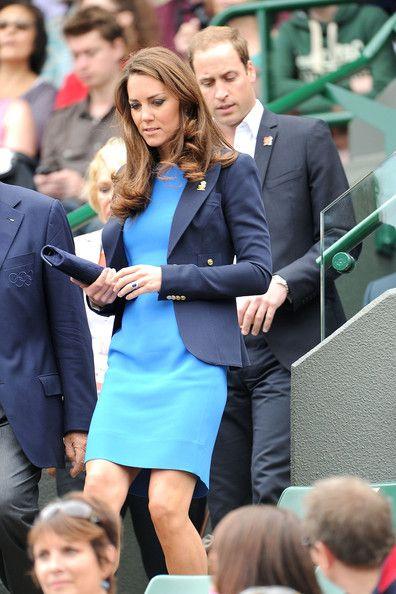 Kate Middleton Photo - Olympics Day 6 - Tennis