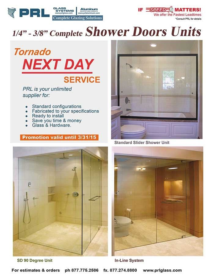 1 4 3 8 Frameless Shower Doors Glass Only Next Day Service Frameless Shower Doors Shower Doors Frameless Shower