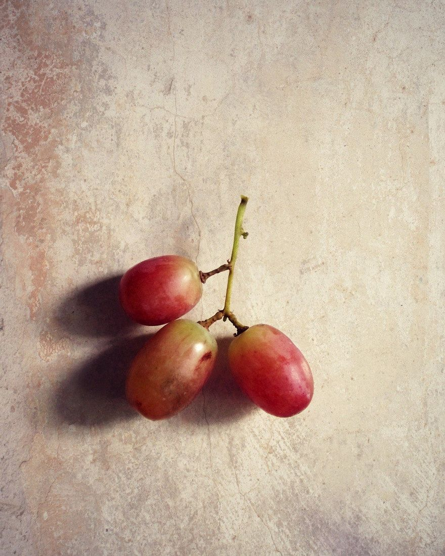 Food Photography Grapes Still Life Fruit Kitchen Rustic Home Decor ...