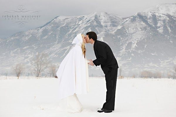 Winter Love Photography