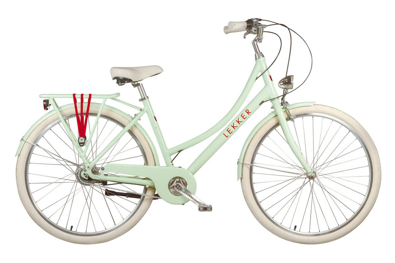 Jordaan Lekker Bikes Retro Vintage Dutch Bike Womens Bicycles Pastel Green Bicycle Dutch Style Bicycle Dutch Bike