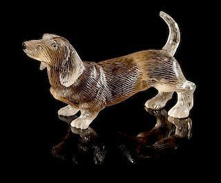 A Smoky Quartz and Black Agate Carving of Dachshund, Manfred Wild,, Idar-Oberstein, Germany,, of fine, transparent smoky quartz by Hindman - 27782 | Bidsquare #smokyquartz A Smoky Quartz and Black Agate Carving of Dachshund, Manfred Wild,, Idar-Oberstein, Germany,, of fine, transparent smoky quartz by Hindman - 27782 | Bidsquare #smokyquartz A Smoky Quartz and Black Agate Carving of Dachshund, Manfred Wild,, Idar-Oberstein, Germany,, of fine, transparent smoky quartz by Hindman - 27782 | Bidsqua #smokyquartz