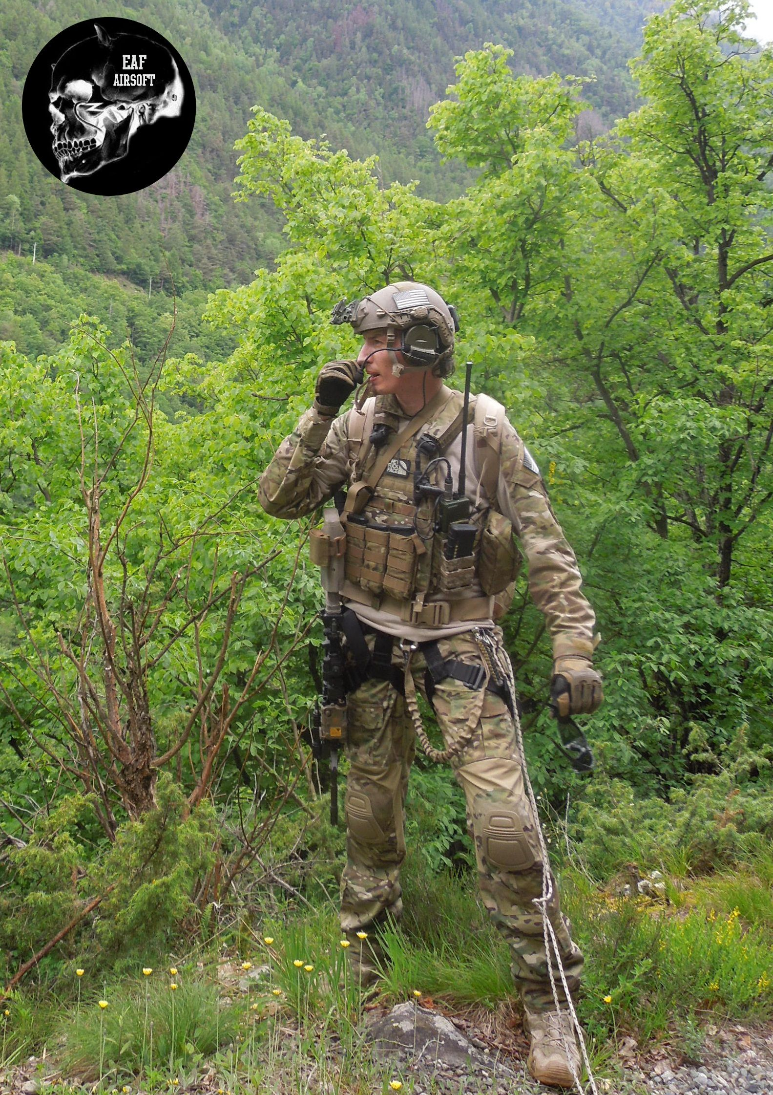 AFSOC PJ Air force pararescue, Armed forces, Army