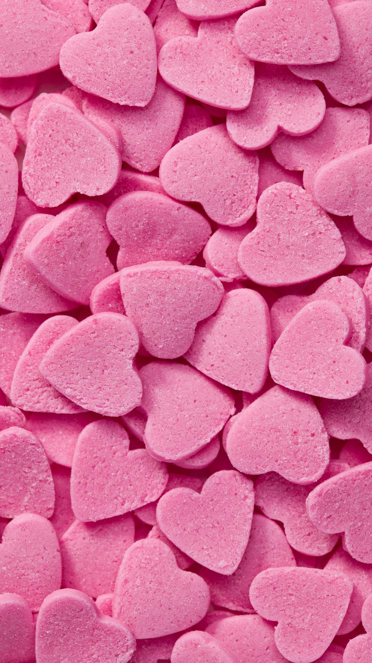 Розовые Обои На Экран