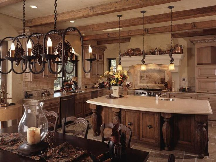tuscan home decor ideas for with traditional kitchen cabinet for rh pinterest ca