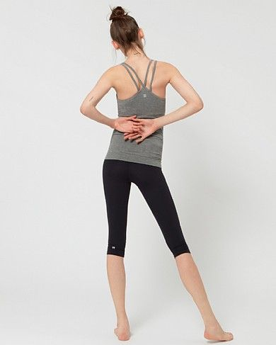 Heading To Yoga Pilates Or Barre Meet The Perfect Seamless Vest