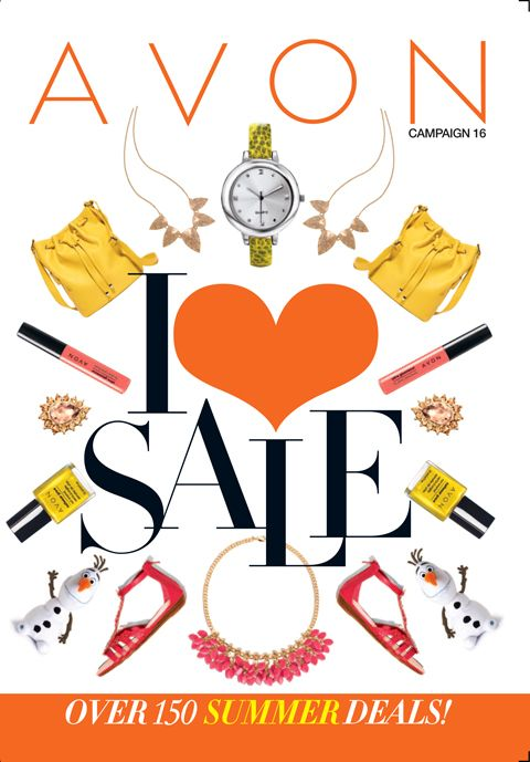 Avon Campaign 16 - View and Shop Avon 16 2015 online at www.avonnovi.com #avon #avoncatalog #avoncampaign16 #beauty #avonnovi
