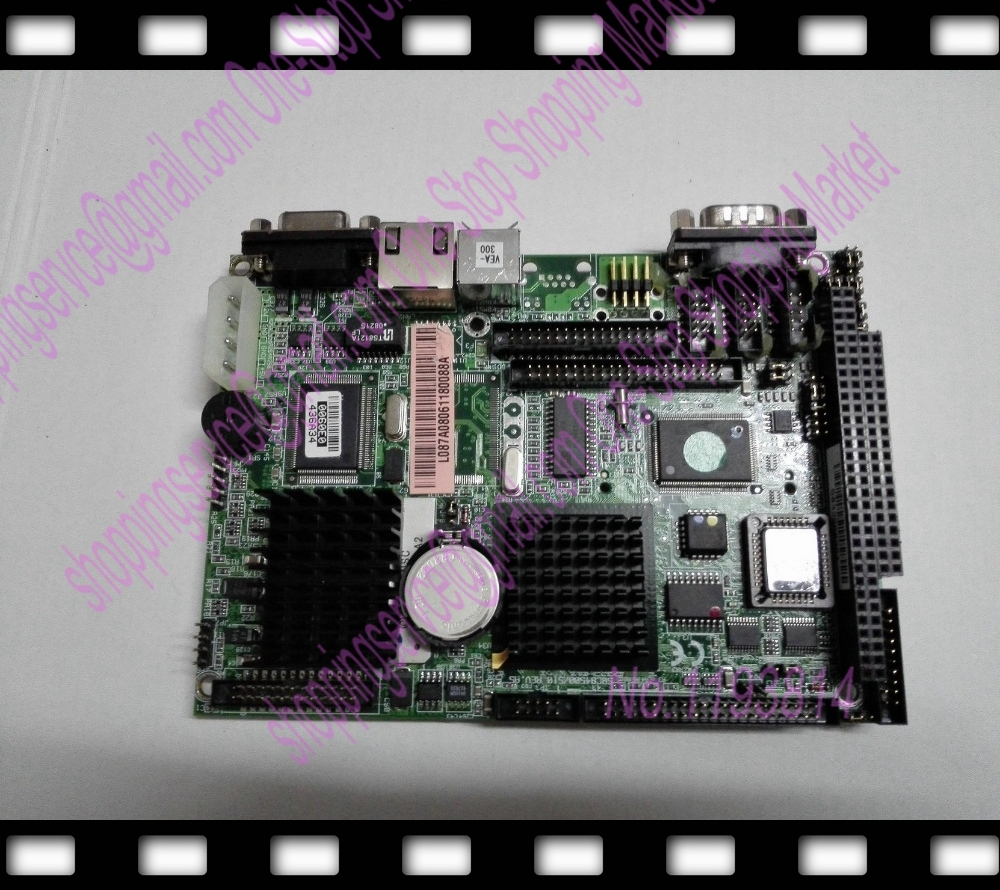 140.00$  Watch here - http://alibv0.worldwells.pw/go.php?t=32673048981 - SBC84500 / 510 REV.A5 single network port memory with a 3.5 inch industrial motherboard with good quality wholesale 140.00$
