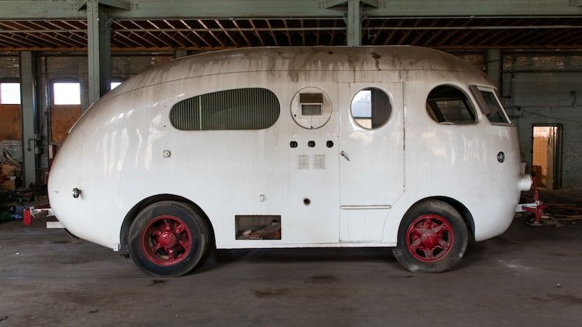 1937 Western Clipper Motorhome T72 Chicago 2019 In 2020