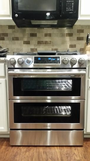 Mobile Double Oven Gas Double Oven Gas Range Double Oven