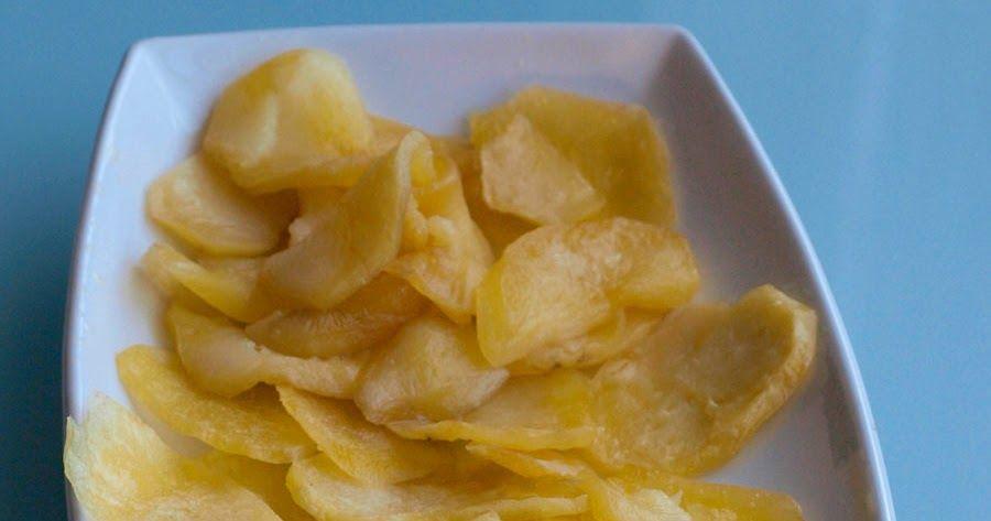 Patatas Fritas Rapidas Microondas Recetas Con Patatas Aperitivos Patatas Fritas