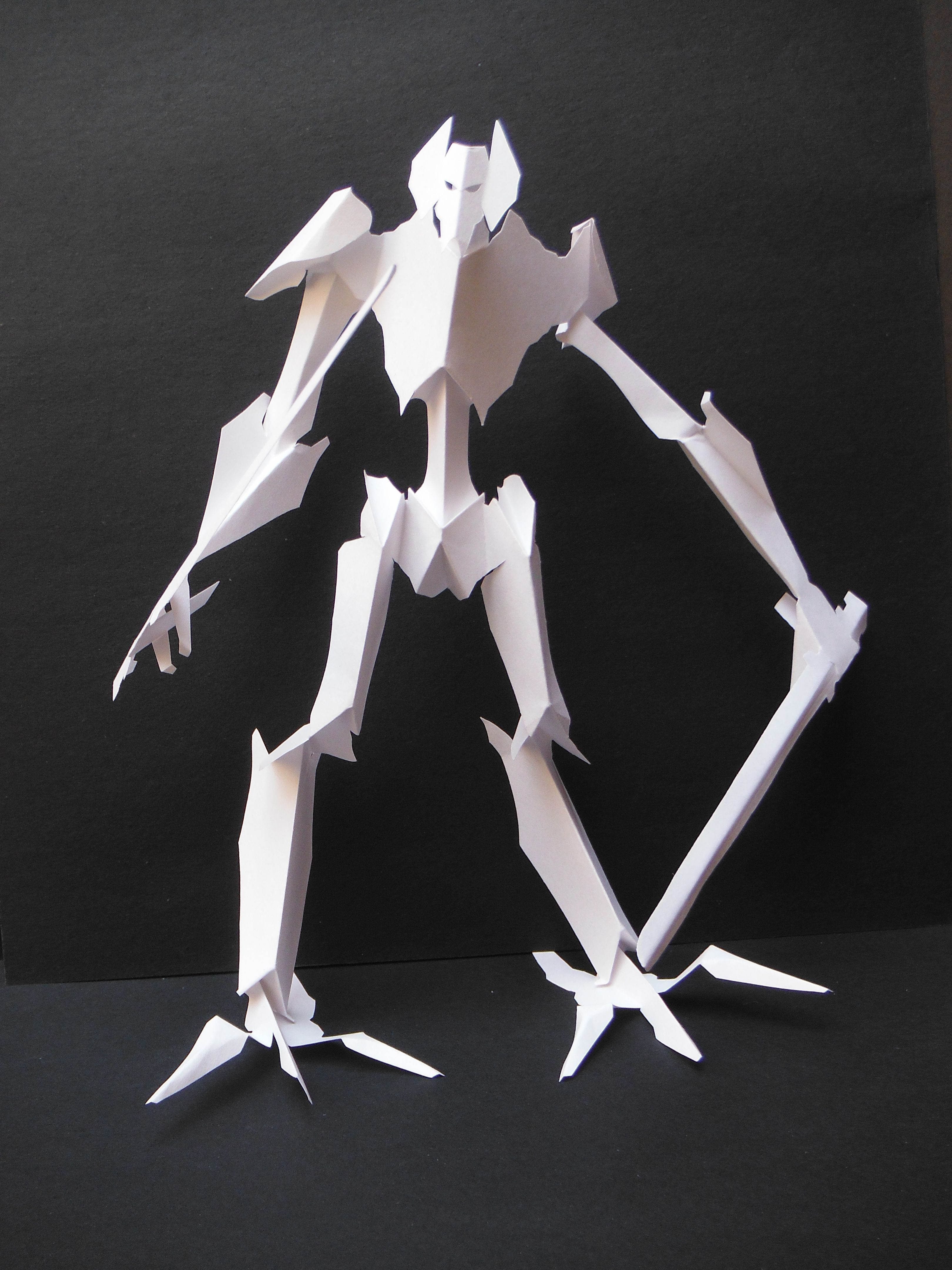 SF Brandon's General Grievous x2!!! | OrigamiYoda | 4320x3240