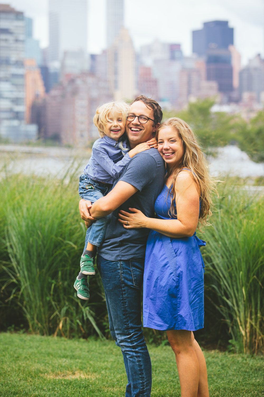 Family photoshoot long island city queens new york swoboda family joyce films cinematography