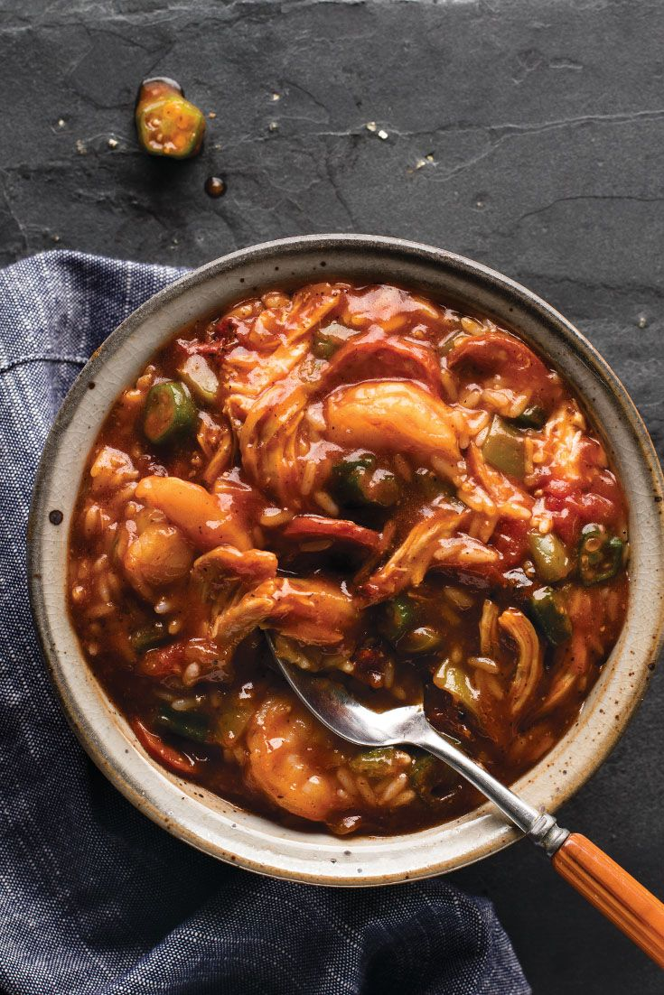 Complex meals made easy authentic creolestyle jambalaya