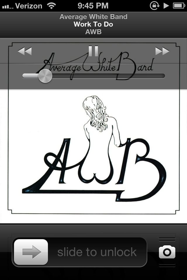 Average White Band!