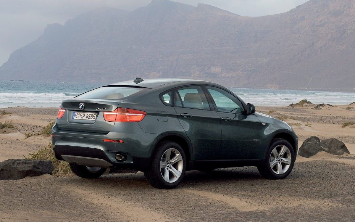 Bmw X6 Off Road Vehicle Bmw Bmw X6 Luxury Suv