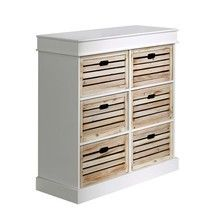 Paulina 6 Drawer From Jysk 249 99 Wish List Dresser Locker