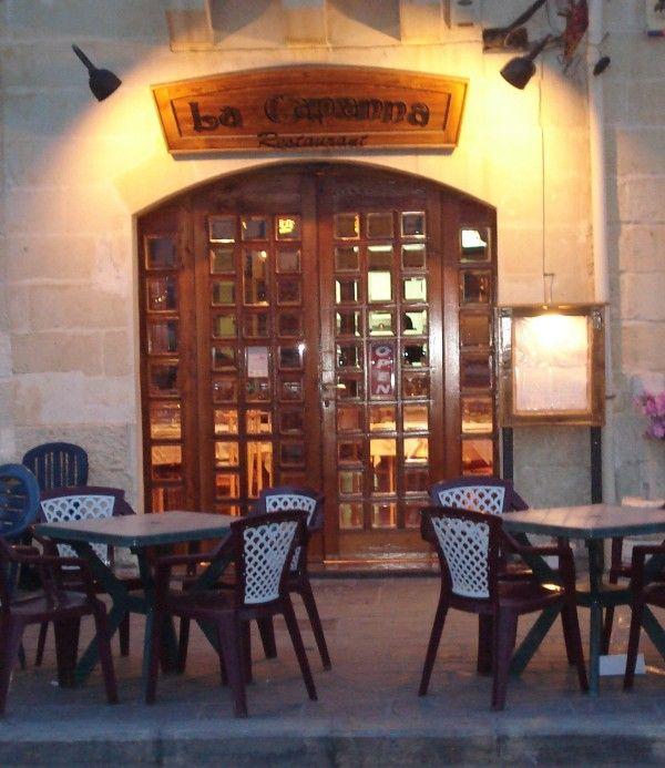 La Capanna Restaurant M Xlokk