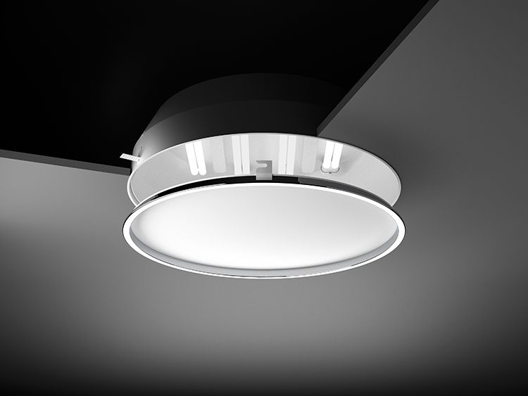 Big Ceiling Light Designed By Lievore Altherr Molina Http Www Vibia Com En Lamps Show Id 05354
