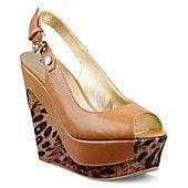 GUESS Shoes, Dagmar Platform Wedges