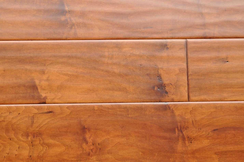 Maple Hardwood Flooring With 6 Inch