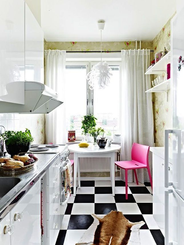 19 Hacks for the Most Fab One-Bedroom Ever | Small room ...