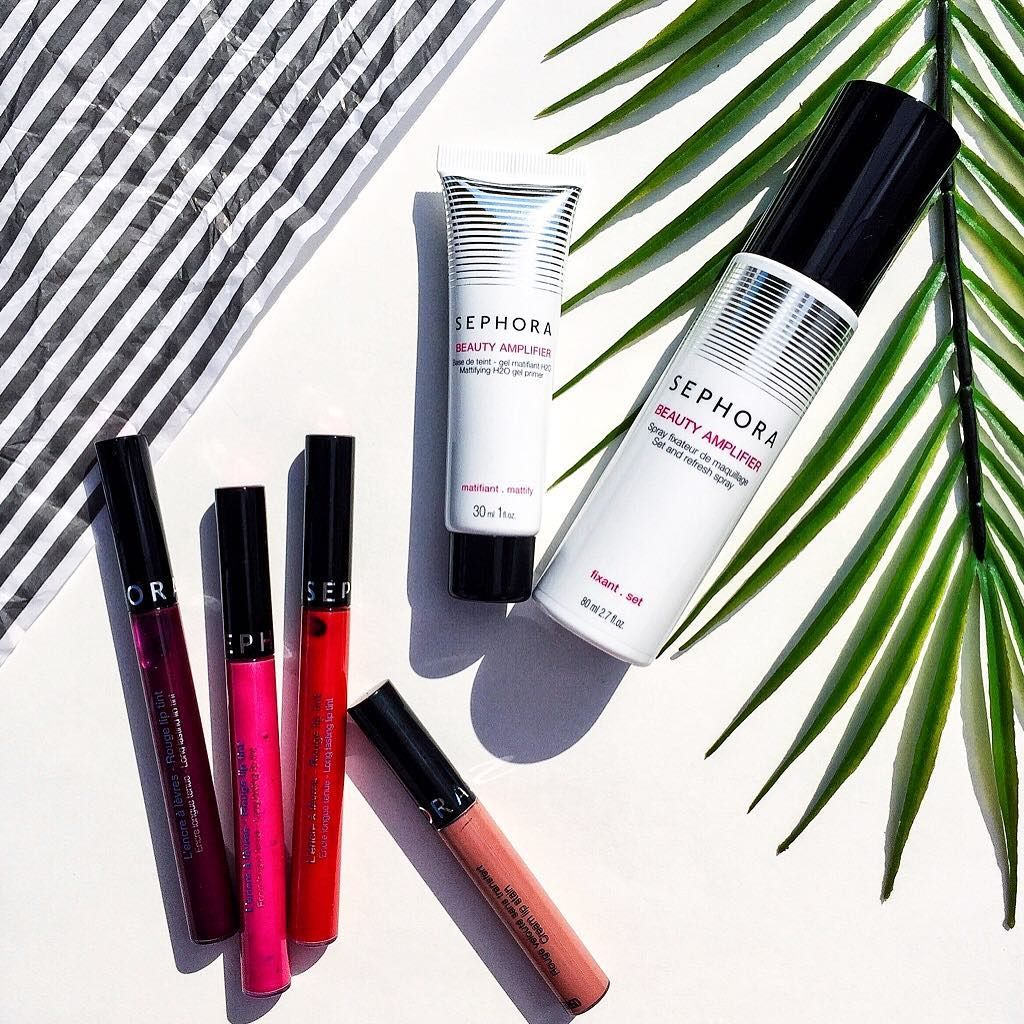 Get free samples from Sephora Collection Summer Makeup