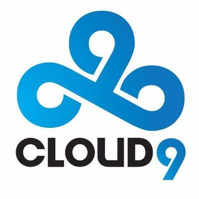 Cloud9 Gaming Logo Cloud 9 Logos League Of Legends Logo