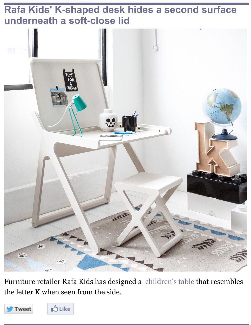 Dezeen Daily Children Bedroom Pinterest Dezeen And Bedrooms # Muebles Tubulares Beta