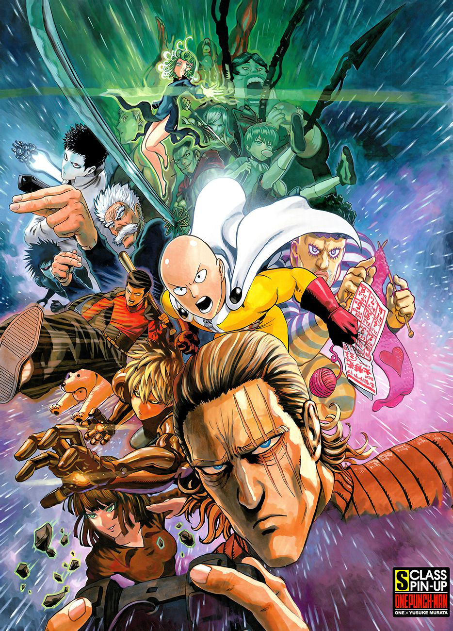 Read manga OnepunchMan 050.5 Miracle Jump Special online
