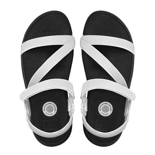 4bc259c74c5e85 Z-Strap™ Leather Sandals