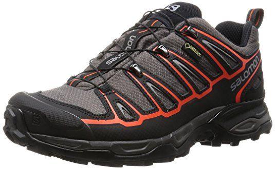 Salomon X Ultra 2 GTX del hombres Senderismo Zapato: Amazon ...