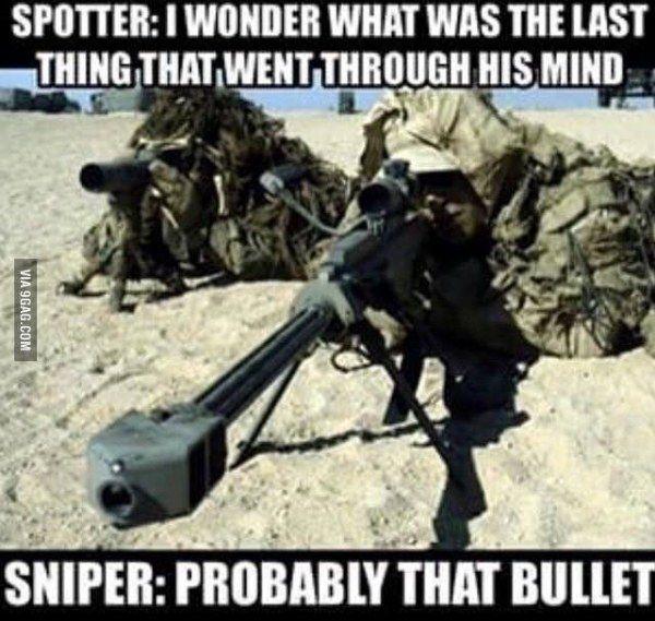 Dark Sniper Joke Dark Humor Jokes Dark Jokes Dark Humor