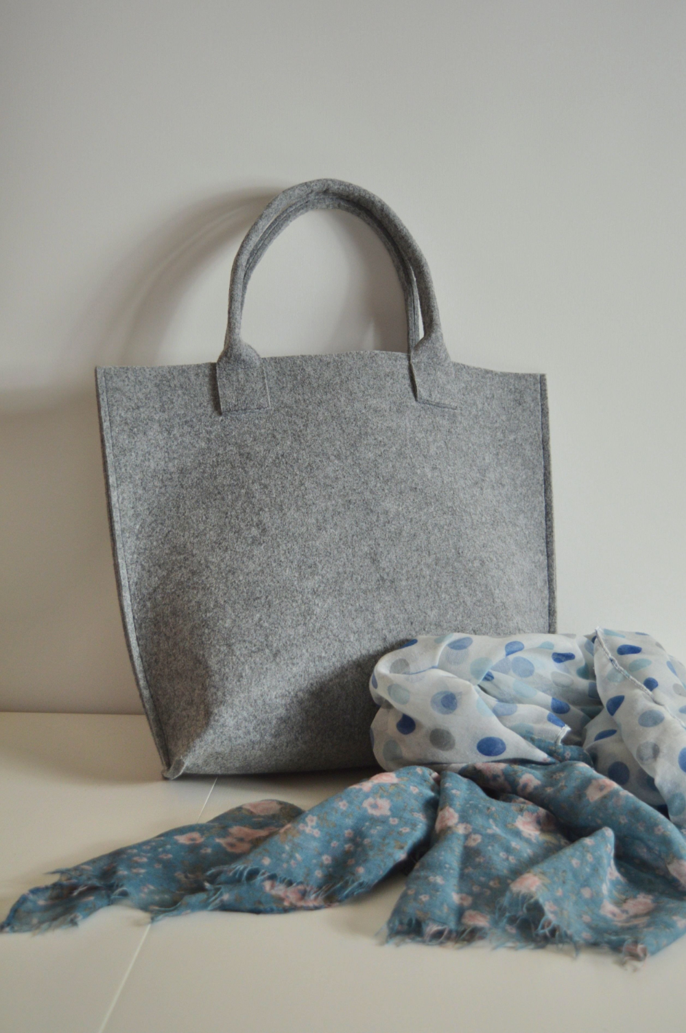 Felt Bag – Simple Sewing Tutorial