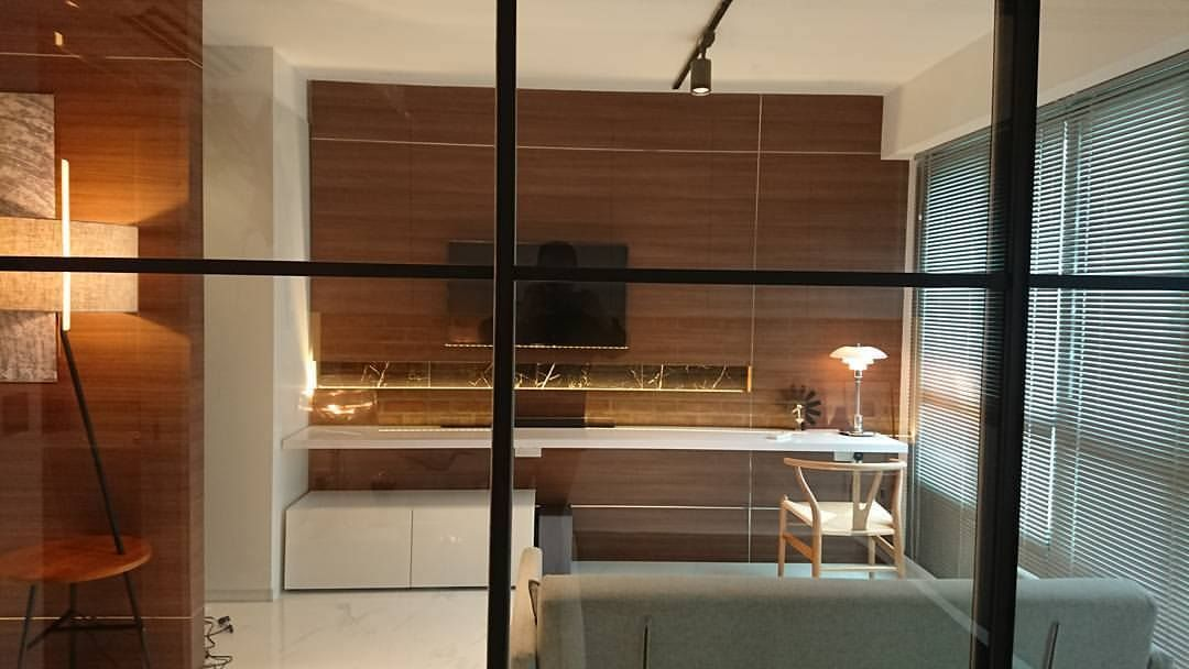 1st Interior Design Project Almost Completing 2 Room 47sqm Hdb