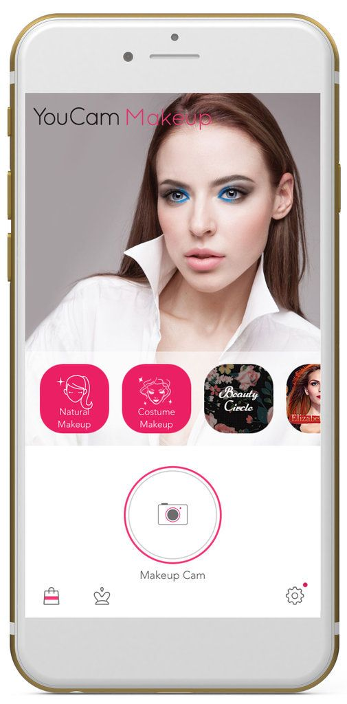 45 Free Beauty Apps You Need to Download Now   YouCam Makeup