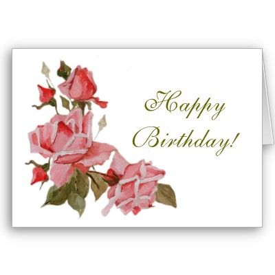 Free Birthday Cards to Print – Free Birthday Greetings Download