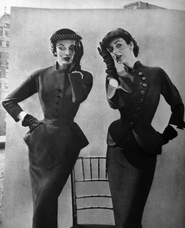 Glamour Girls of the 1950's.