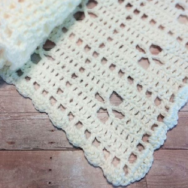 Call The Midwife Crochet Baby Blanket Vintage Crochet Patterns