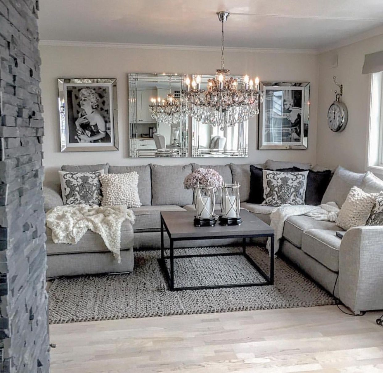 pin by evora heard on living large glam living room on amazing inspiring modern living room ideas for your home id=78720