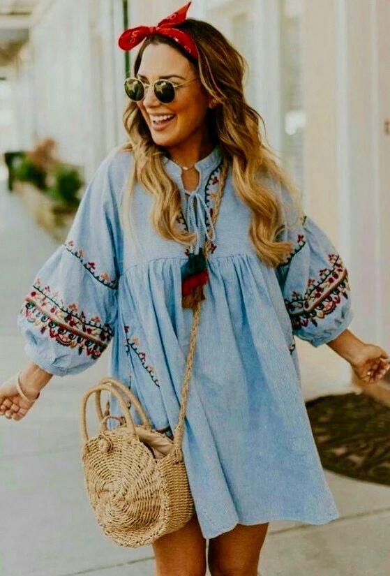 Photo of Elegansk kjole