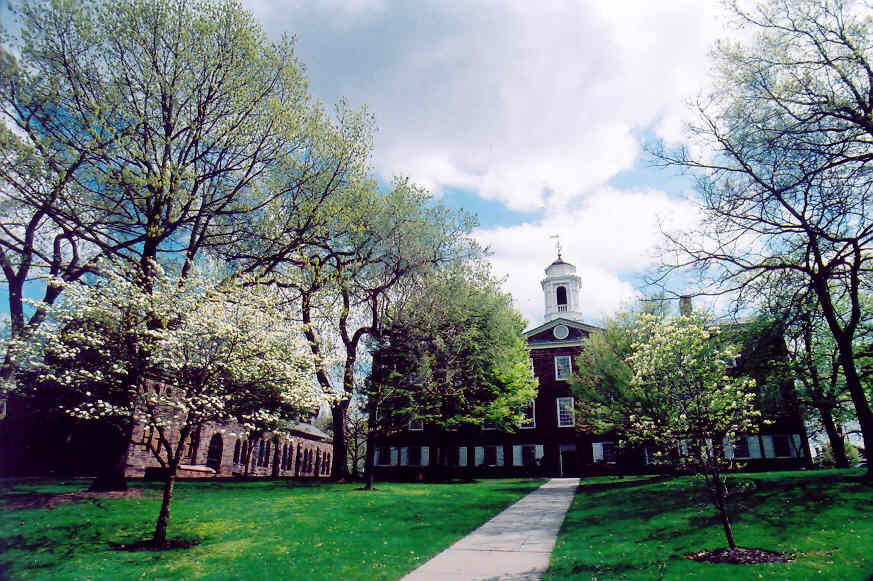 picturesque rutgers photos New Brunswick, NJ Spring at