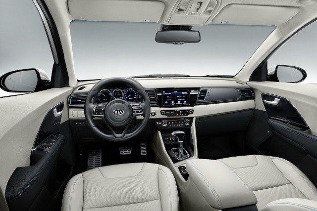 Kia Niro Interior >> 2018 Kia Niro Plug In Hybrid Interior Kia Optima Interior