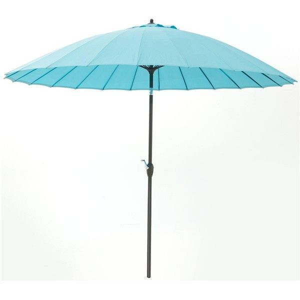3m Shanghai Parasol 64 Liked On Polyvore Featuring Home