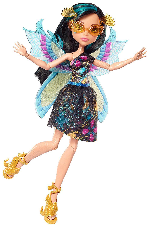 Cute Mattel Monster High FCV Garten Monsterfreundin Cleo de Nile puppe Amazon de