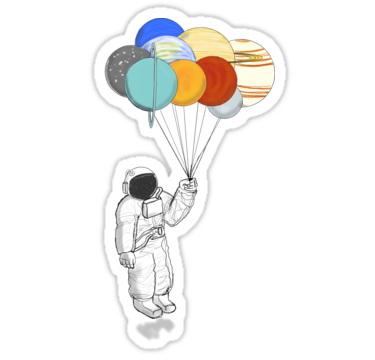 Astronaut exploring   Also buy this artwork on stickers  apparel  phone  cases  and. Astronaut exploring   Also buy this artwork on stickers  apparel