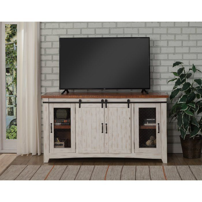 "Quality Bedroom Furniture Brands: Karlo 65"" TV Stand"