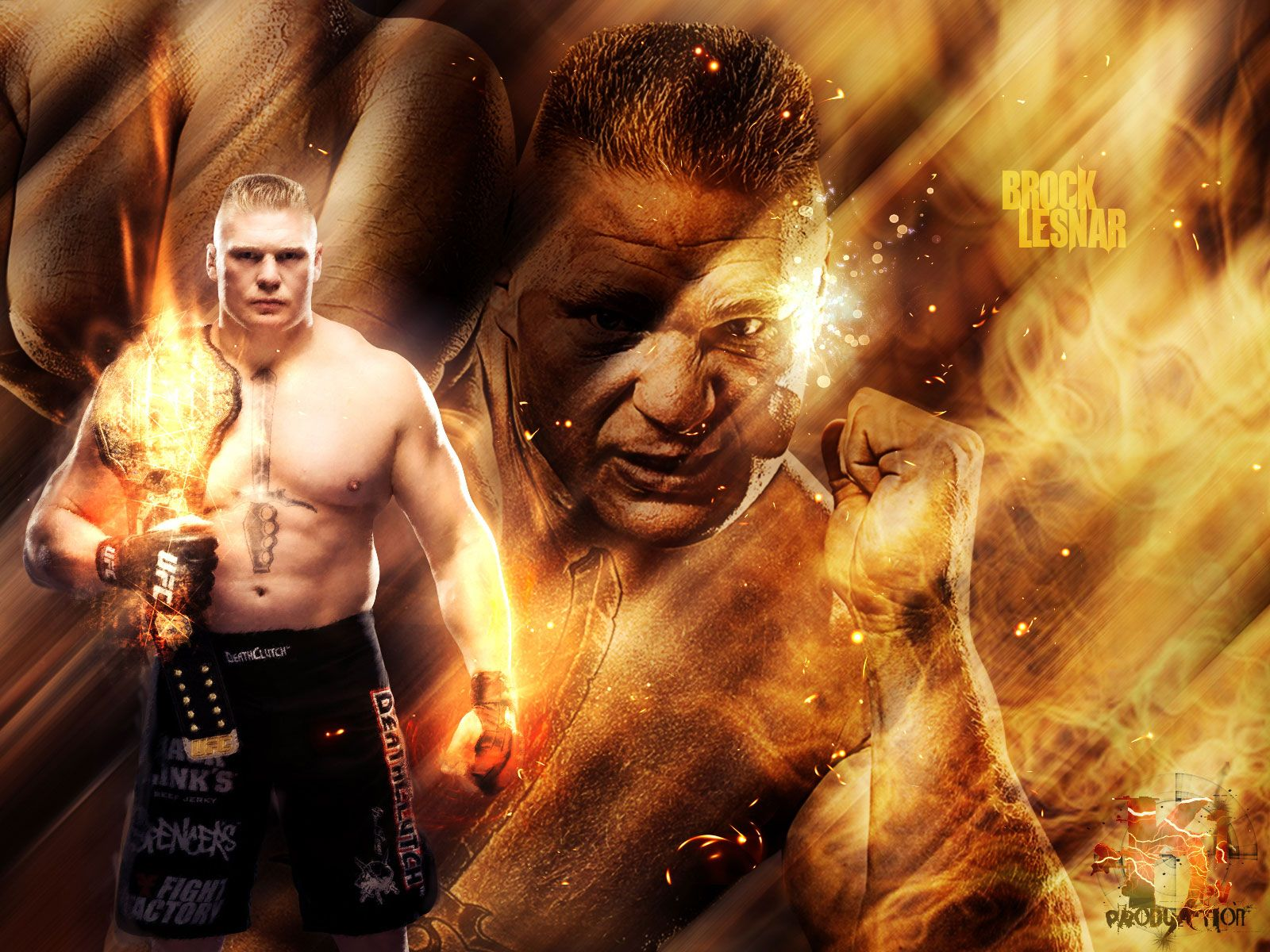 Get Brock Lesnar Wallpapers
