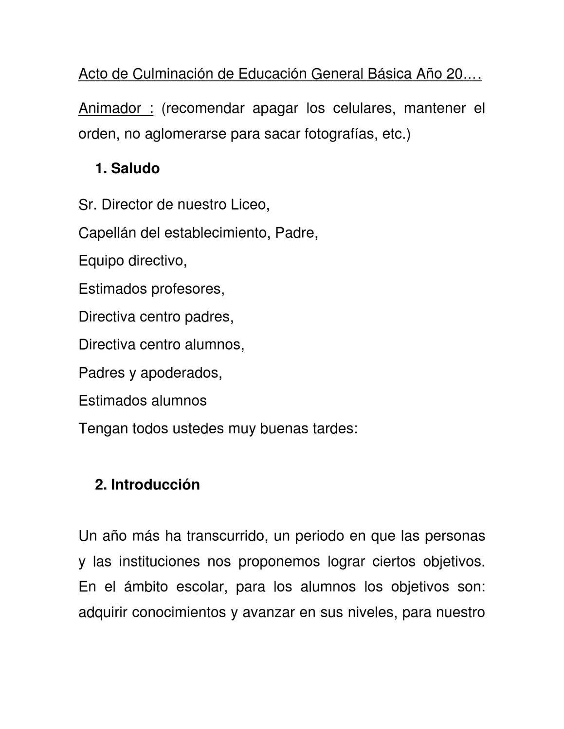 Libretos De Ceremonias De Graduación Ceremonia De Graduacion Discurso Graduacion Tipos De Letras Abecedario