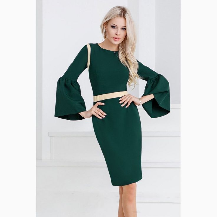 f7567f2068aef4 Set in three parts of knitwear-Bordeaux | dresses | Dresses, Fashion, Crepe  dress